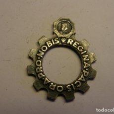 Antigüedades: ANTIGUO ROSARIO DE DEDO, VIRGEN DE MONTSERRAT.. Lote 180103381