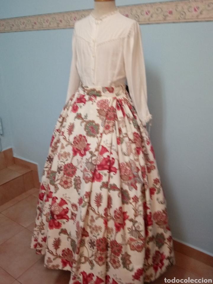 Antigüedades: Falda regional a estrenar - Foto 4 - 180108026