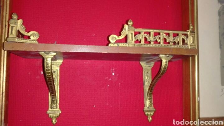 REPISA MODERNISTA (Antigüedades - Muebles Antiguos - Ménsulas Antiguas)