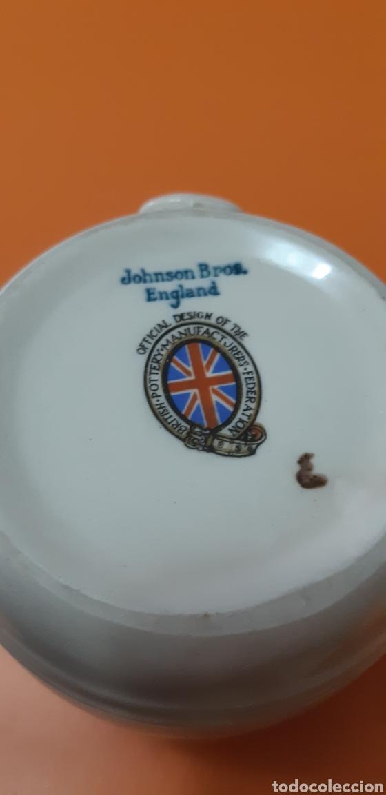 Antigüedades: Taza coronacion original 1937 Jorge VI - Foto 4 - 180173745