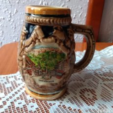 Antigüedades: ANTIGUA ( JARRA CERVEZA DE PORCELANA ALEMANA - INNSBRUCK ). MÁS PORCELANAS ANTIGUAS EN MI PERFIL. Lote 180177677