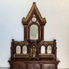 Antigüedades: RETABLO -CAPILLA. Lote 180188865