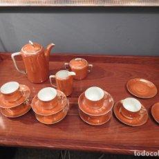 Antigüedades: JUEGO DE CAFE VINTAGE ALEMÁN. Lote 180207842