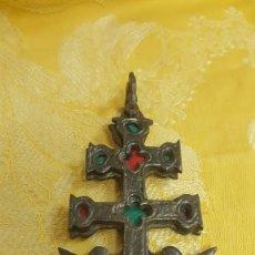 Antigüedades: CRUZ DE CARAVACA .. Lote 180208467