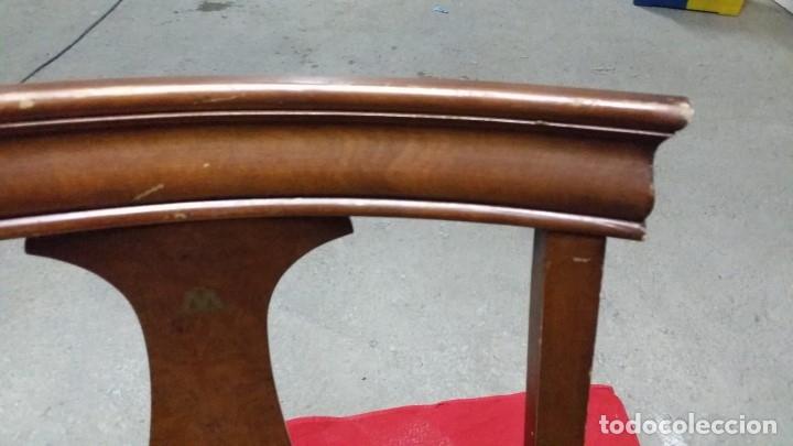 Antigüedades: preciosas sillas procedentes de hotel -unas 25 unidades- - Foto 3 - 180222762