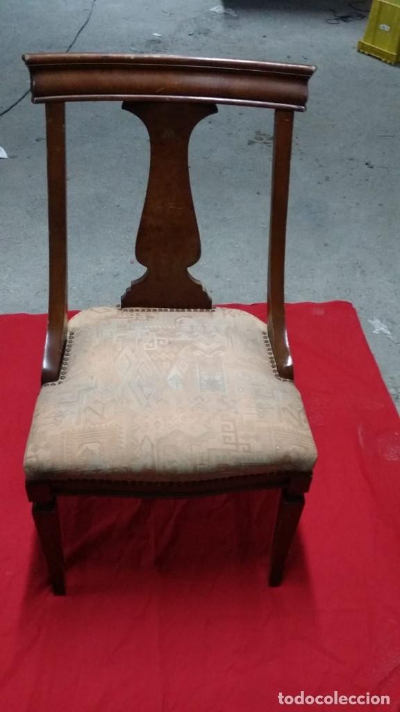 Antigüedades: preciosas sillas procedentes de hotel -unas 25 unidades- - Foto 4 - 180222762