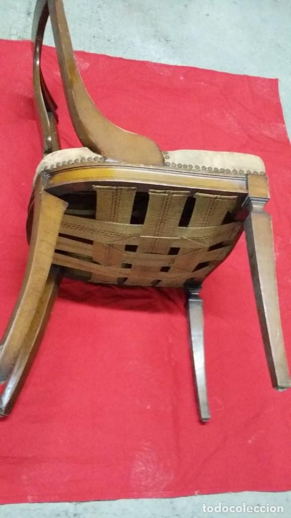 Antigüedades: preciosas sillas procedentes de hotel -unas 25 unidades- - Foto 9 - 180222762