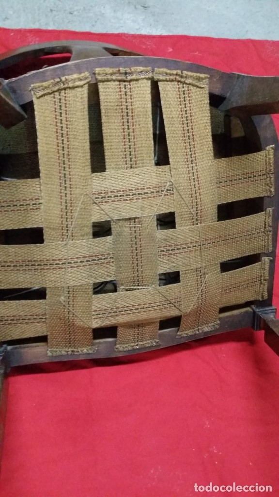 Antigüedades: preciosas sillas procedentes de hotel -unas 25 unidades- - Foto 11 - 180222762