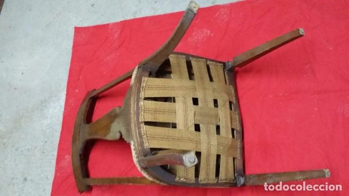 Antigüedades: preciosas sillas procedentes de hotel -unas 25 unidades- - Foto 12 - 180222762