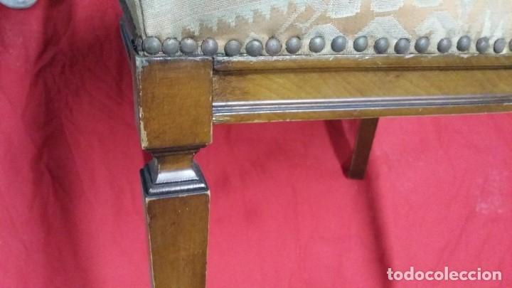 Antigüedades: preciosas sillas procedentes de hotel -unas 25 unidades- - Foto 15 - 180222762