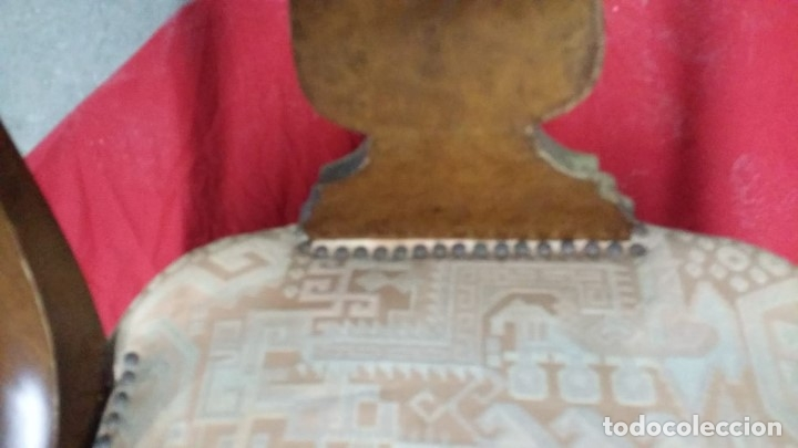 Antigüedades: preciosas sillas procedentes de hotel -unas 25 unidades- - Foto 16 - 180222762