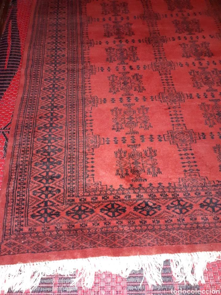 Antigüedades: Antigua Alfombra persa anudada a mano - Foto 3 - 180241521