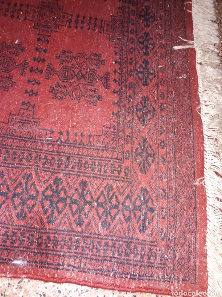 Antigüedades: Antigua Alfombra persa anudada a mano - Foto 5 - 180241521
