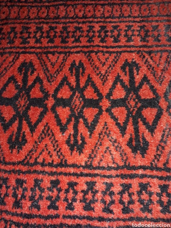 Antigüedades: Antigua Alfombra persa anudada a mano - Foto 9 - 180241521