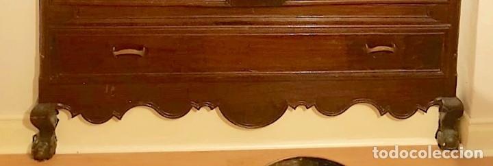 Antigüedades: Antiguas puertas de armario ideal para empotrar - Madera - Foto 2 - 180245238