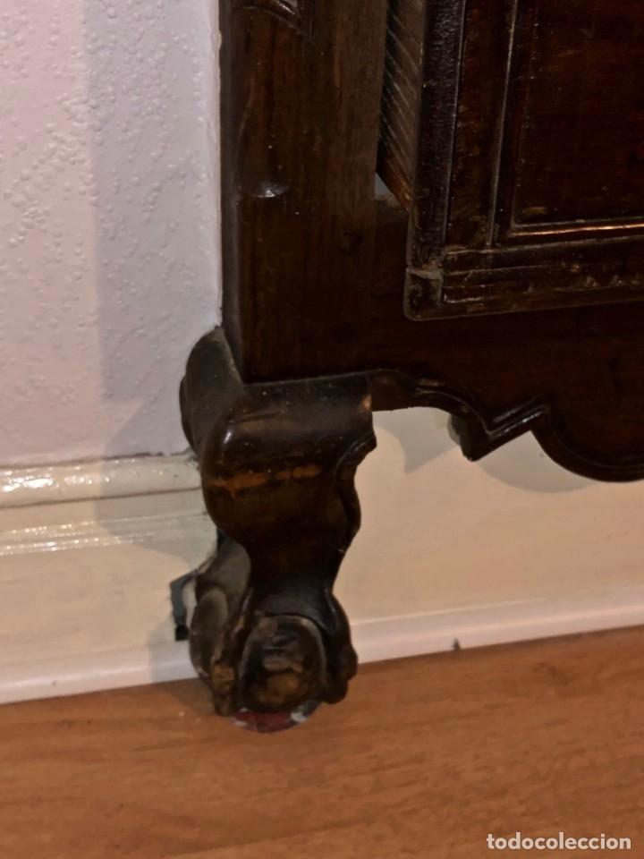 Antigüedades: Antiguas puertas de armario ideal para empotrar - Madera - Foto 6 - 180245238