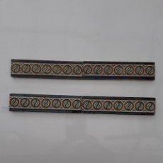 Antigüedades: AZULEJOS DE LA FABRICA RAMOS REJANO DE SEVILLA. Lote 180258641