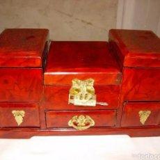 Antigüedades: CAJA CHINA. Lote 180263565