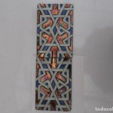 Antigüedades: AZULEJOS DE LA FABRICA RAMOS REJANO DE SEVILLA. Lote 180267163