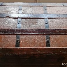 Antigüedades: BAUL ANTIGUO. Lote 180277130