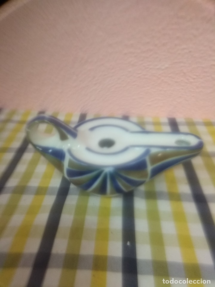 BONITA PIEZA DE SARGADELO (Antigüedades - Porcelanas y Cerámicas - Sargadelos)