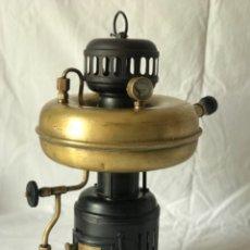 Antigüedades: LAMPARA FAROL FOCUS PETROMAX. Lote 194294955