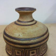 Antigüedades: CERÁMICA DECORADA. FRANCESC GASSÓ. UNA OBRA DE ARTE EN TU CASA. Lote 180321350