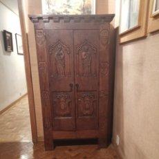 Antigüedades: ARMARITO RENACIMIENTO CASTELLANO. Lote 180326560