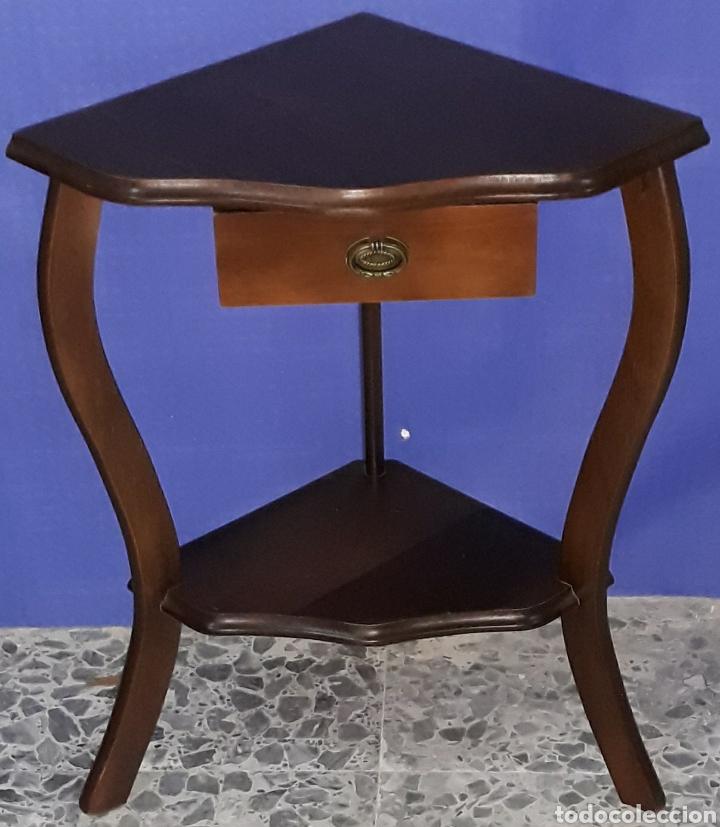 MESA RINCONERA (Antigüedades - Muebles Antiguos - Auxiliares Antiguos)