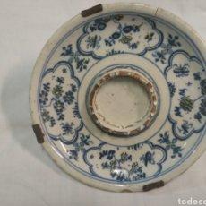 Antigüedades: MANCERINA DE ALCORA O MUSTIERS. Lote 180329097