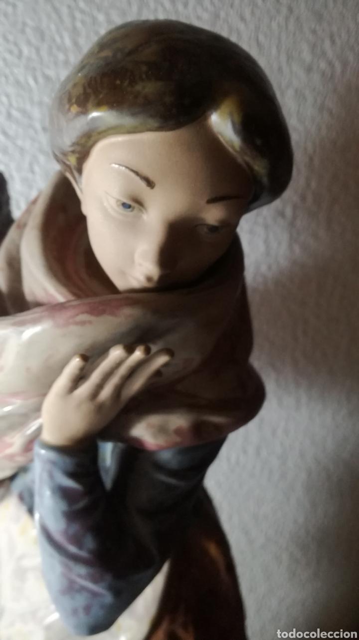 Antigüedades: Bonita figura de la Casa Lladro (Nao) - Foto 2 - 180405550
