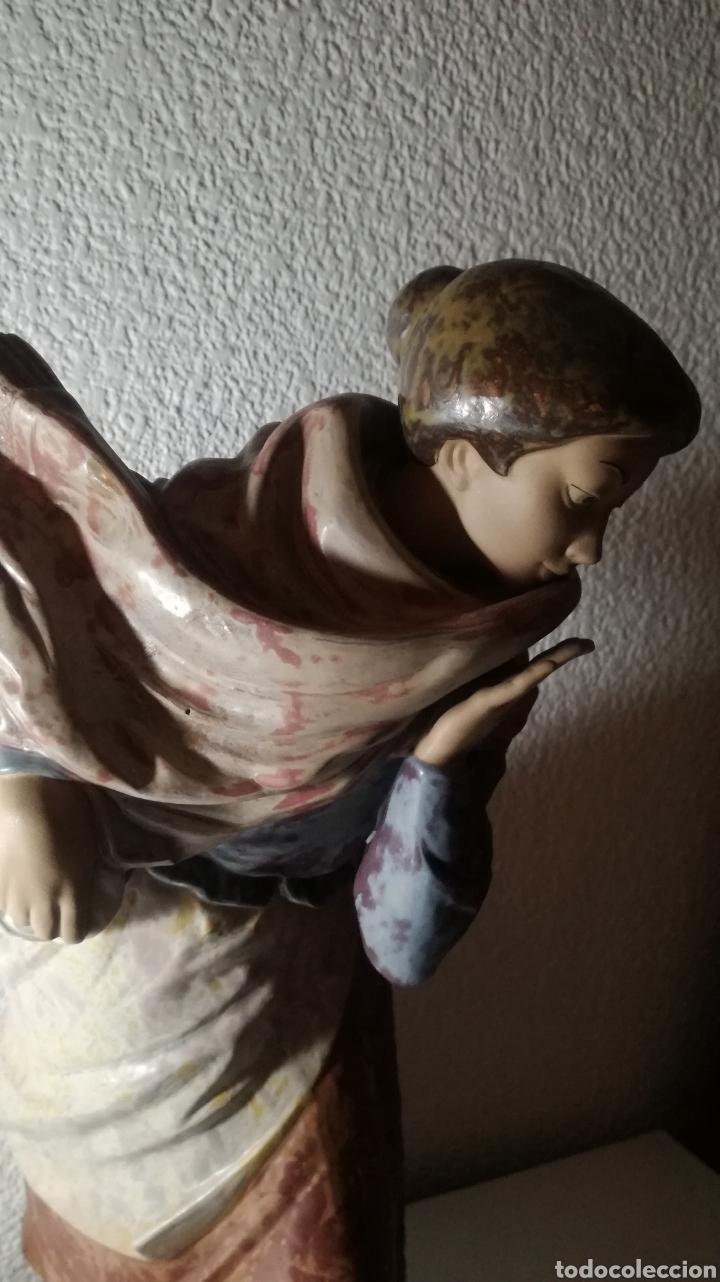 Antigüedades: Bonita figura de la Casa Lladro (Nao) - Foto 3 - 180405550