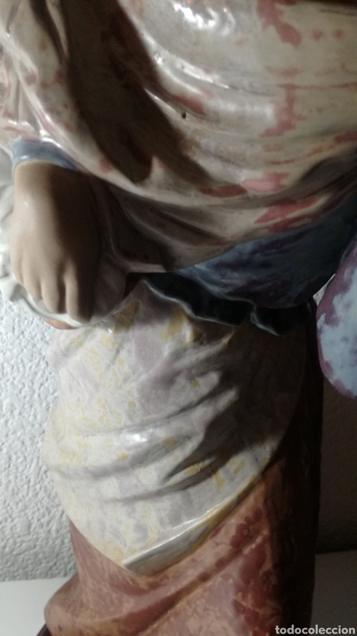 Antigüedades: Bonita figura de la Casa Lladro (Nao) - Foto 5 - 180405550