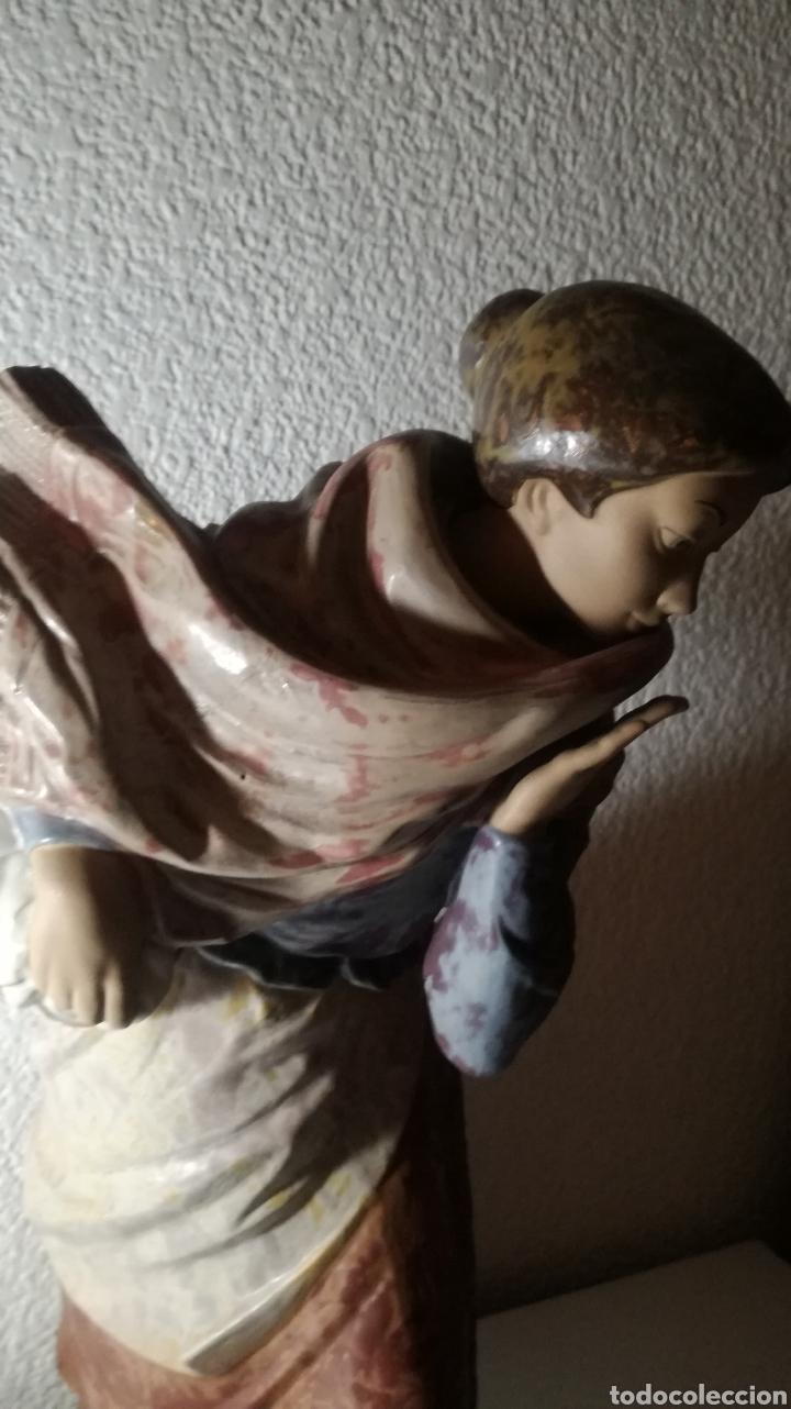 Antigüedades: Bonita figura de la Casa Lladro (Nao) - Foto 6 - 180405550