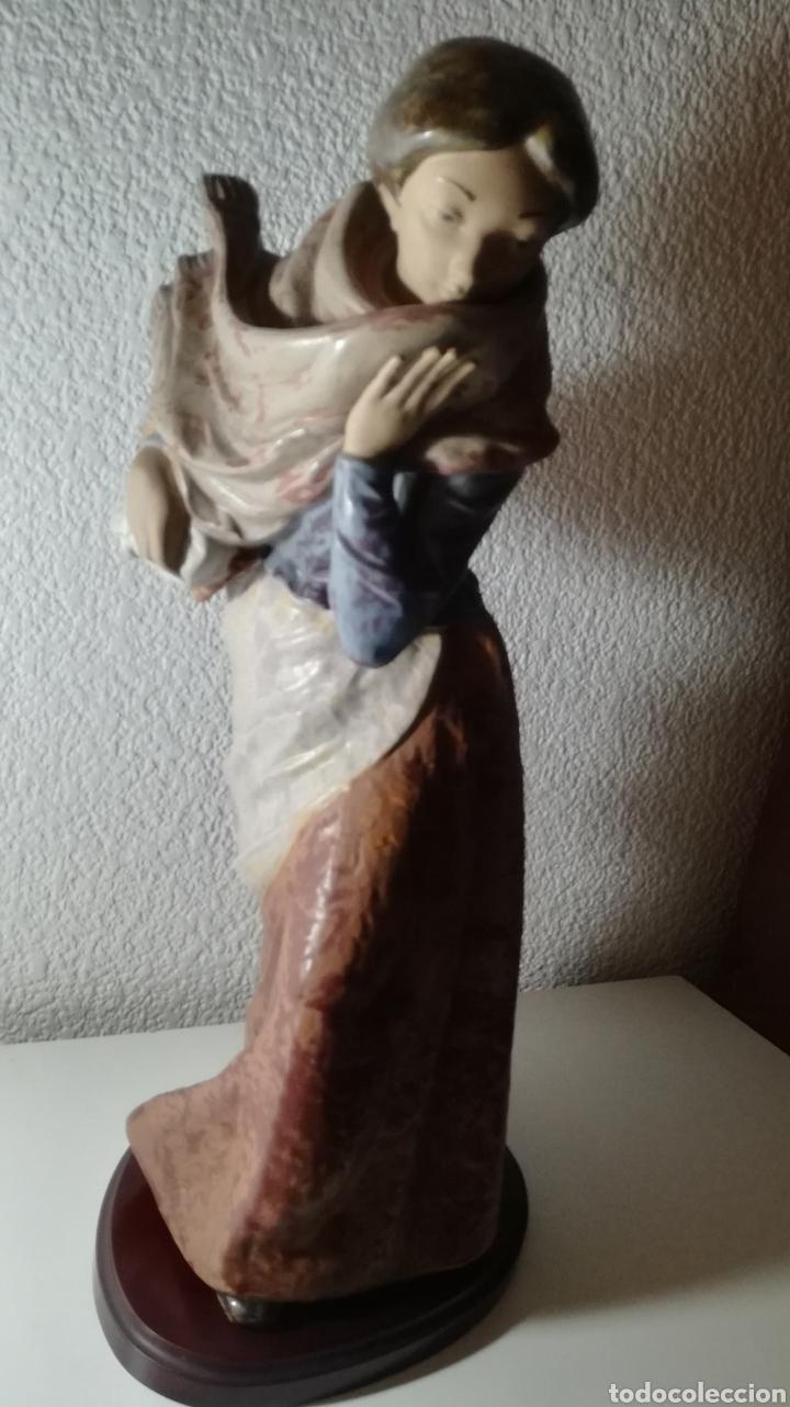 BONITA FIGURA DE LA CASA LLADRO (NAO) (Antigüedades - Hogar y Decoración - Figuras Antiguas)