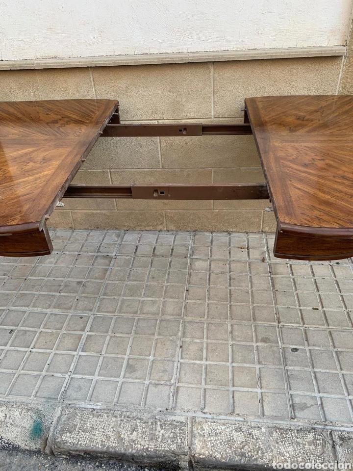 Antigüedades: Mesa extensible - Foto 5 - 180417380