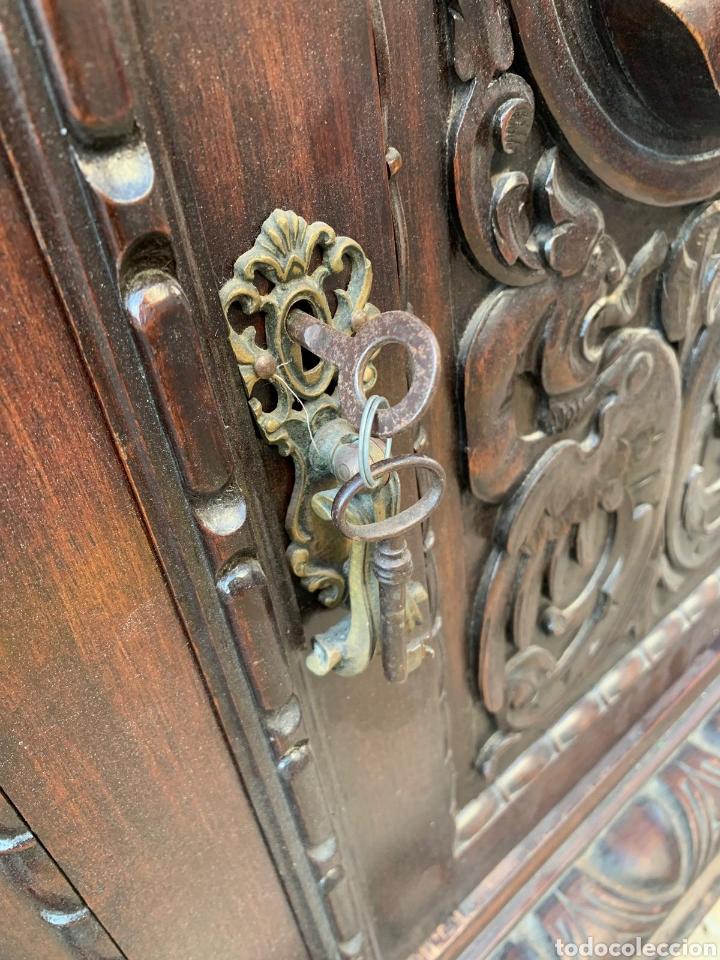 Antigüedades: Antiguo aparador - Foto 10 - 180417841