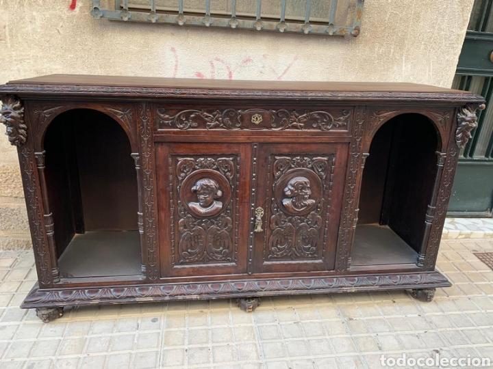 ANTIGUO APARADOR (Antigüedades - Muebles Antiguos - Aparadores Antiguos)