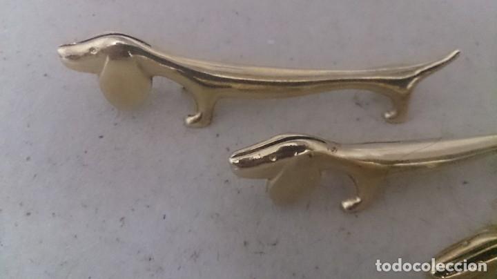 Antigüedades: Perros para montar una mesa - Foto 4 - 180424047