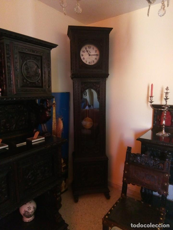 Antigüedades: Salón completo renacimiento español - Foto 3 - 180425703