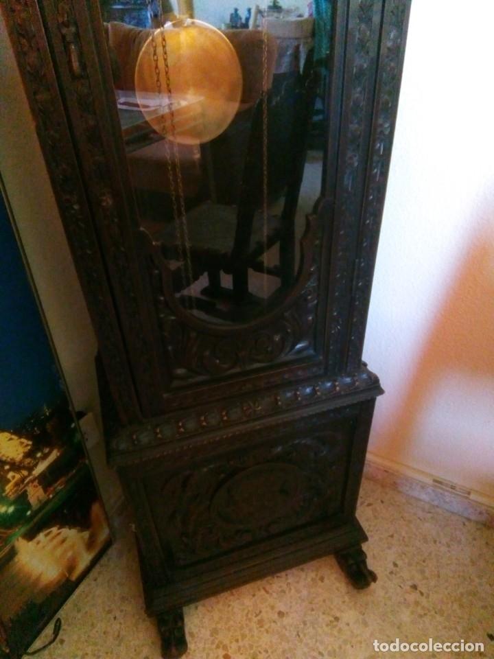 Antigüedades: Salón completo renacimiento español - Foto 10 - 180425703