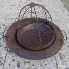 Antigüedades: BRASERO ANTIGUO DE CISCO. Lote 180426287