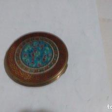 Antigüedades: POLVERA DE MUJER - ART DECO -. Lote 180431412