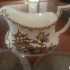 Antigüedades: SALSERA ANTIGUA INGLESA DE 1760. Lote 180443196