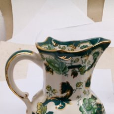 Antigüedades: JARRON CERAMICA MANSON'S CHANTREUSE. Lote 180446807