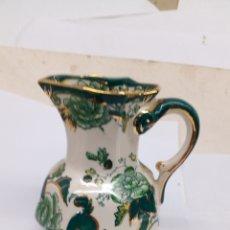 Antigüedades: JARRON DE CERAMICA MANSON'S CHARTREUSE. Lote 180447837