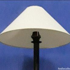 Antigüedades: LAMPARA HIERRO FORJADO. Lote 180452883