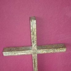 Antigüedades: BENDITERA DE HIERRO. Lote 180475590