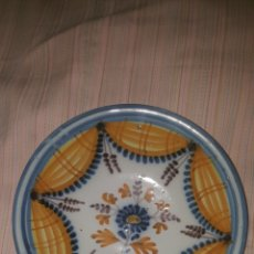 Antigüedades: PLATO DE TALAVERA DE LA REINA. Lote 180476832