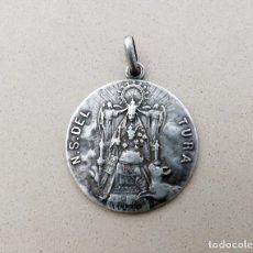 Antigüedades: ANTIGUA MEDALLA N.S. DEL TURA , OLOT. Lote 180903197